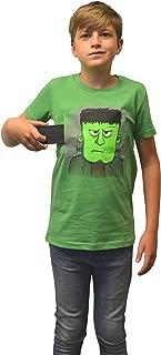 Morphsuits Moving Eyes Frankie Frankenstein T-Shirt, Large (Age 10-11), One Color