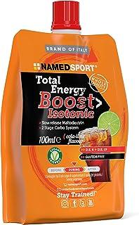 NAMEDSPORT Total Energy Boost Isotonic Cola-Lime – 18 x 100 ml