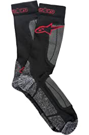 Talla S//M Rodillera Color Negro Alpinestars Evolution Gris y Rojo