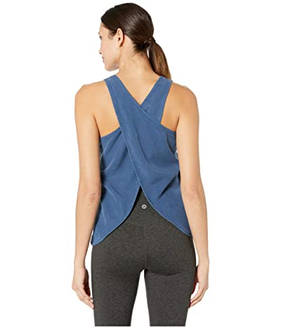 tentree Harbour Tank (Dark Denim) Women