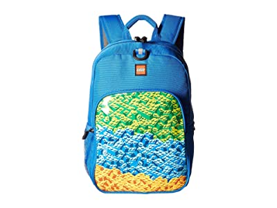 LEGO Brick Waterfall Heritage Classic Backpack