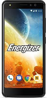 Energizer Power Max P490S 4G Smartphone, 2 GB RAM, Dual SIM - Black
