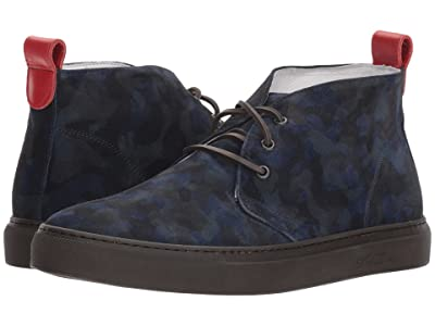 Del Toro Chukka Sneaker (Navy Camo) Men
