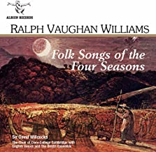 Best vaughan williams folk songs of the four seasons Reviews