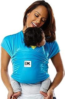 Baby K'tan Active - Portabebés, Azul Océano, M