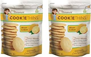 Mrs. Thinster's lemon cookie thins 16 oz (pack of 2)