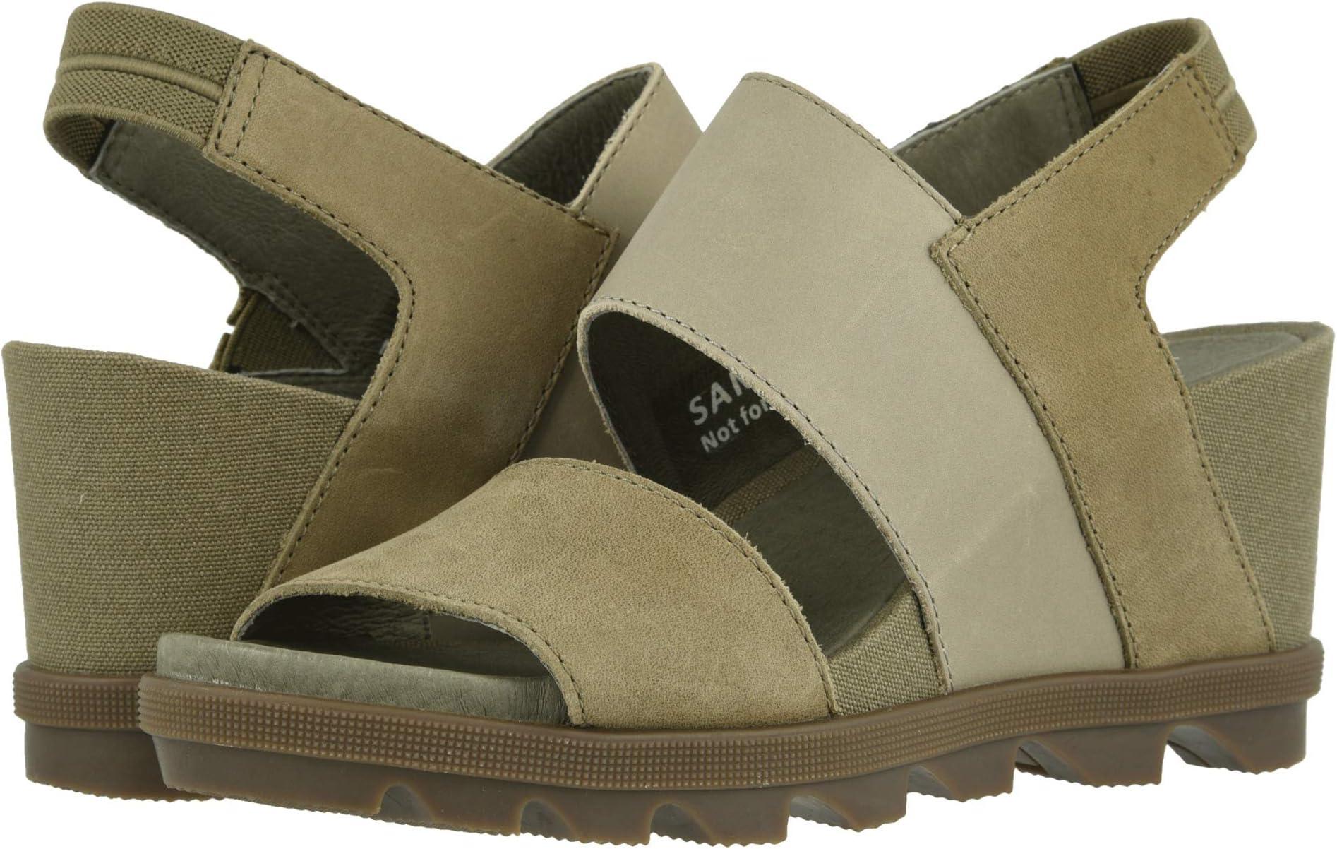 Sorel Heeled Sandals