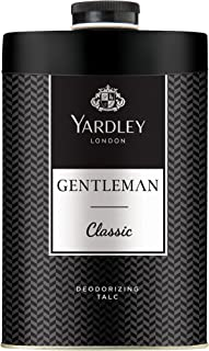 Yardley Gentleman Talc Body Powder New - 250 Gm
