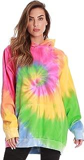 Best tie dye sweatshirt womens Reviews