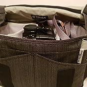 Tenba Messenger Dna 11 Tasche Graphite Kamera