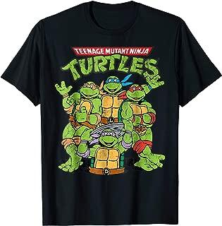 ninja turtles womens t shirt