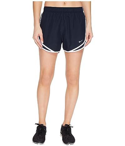 Nike Dry Tempo Short (Dark Obsidian/Dark Obsidian/Wolf Grey) Women