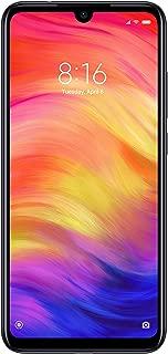 Xiaomi Redmi Note 7 Dual SIM - 128GB, 4GB RAM, 4G LTE, Black – International Version