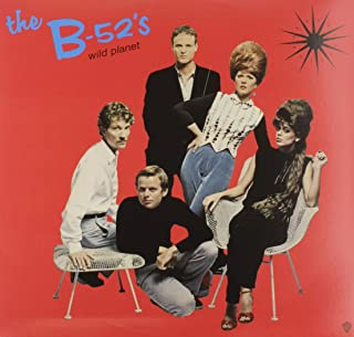 The B-52's- Wild Planet Back To The 80s