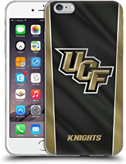 Official University of Central Florida UCF Banner Soft Gel Case Compatible for iPhone 6 Plus/iPhone 6s Plus