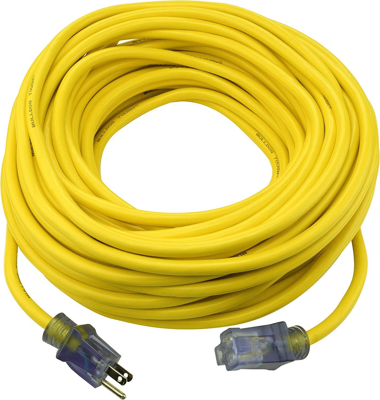 Prime Max 60% OFF Wire Cable LT511835 100-Foot 12 3 Tough Bulldog Ex specialty shop SJTOW