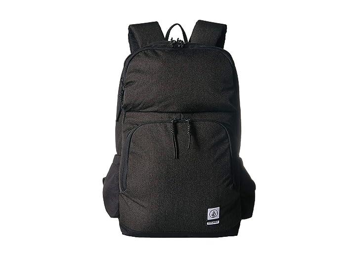 Volcom Roamer Backpack (New Black) Backpack Bags
