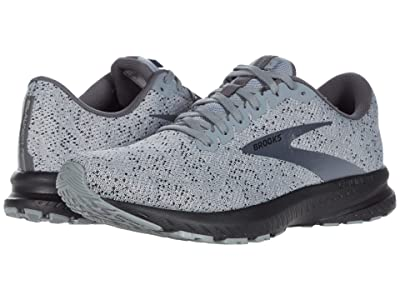 Brooks Launch 7 (Grey/Blackened Pearl/Black) Men