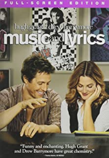 Music and Lyrics (Full Screen Edition)