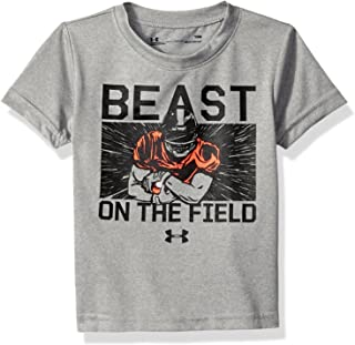 06d987a08 Under Armour Baby Boys Beast On The Field Short Sleeve T-Shirt