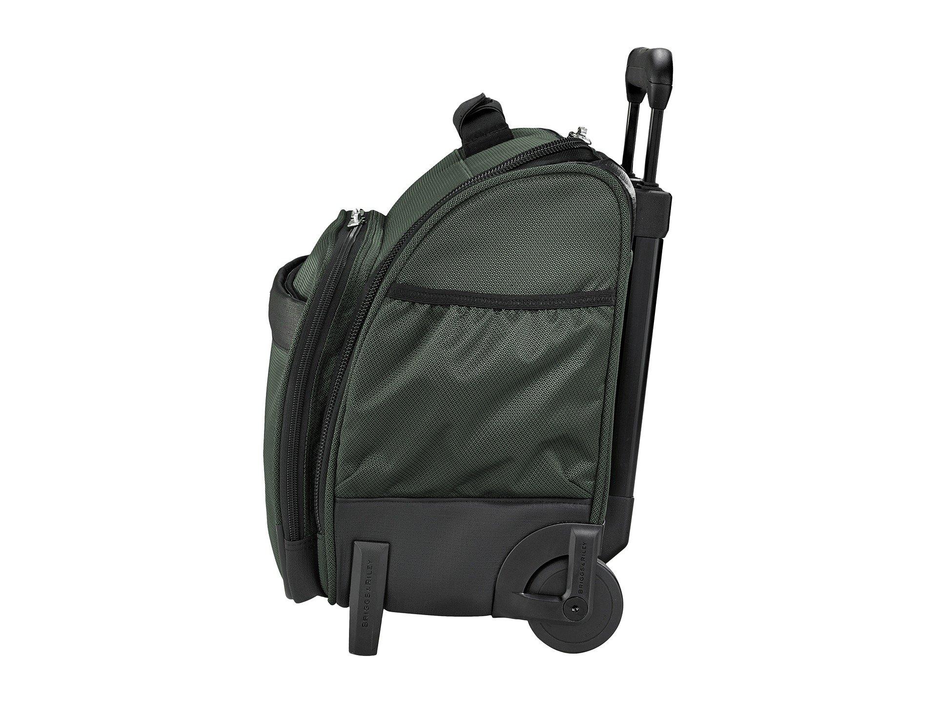 Vx Transcend Briggs Green Rainforest Bag Rolling Cabin Riley amp; qwE6CEt
