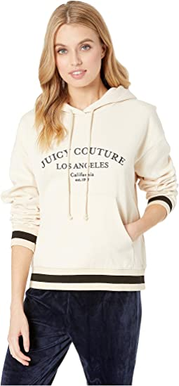 Juicy La French Terry Hooded Pullover