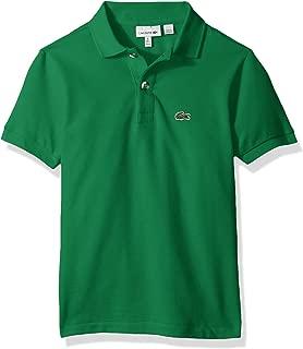 Lacoste Boys' Short Sleeve Classic Pique Polo