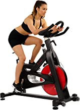 Best Sunny Health & Fitness SF-B1714 Evolution Pro Magnetic Belt Drive Indoor Cycling Bike, High Weight Capacity, Heavy Duty Flywheel Review