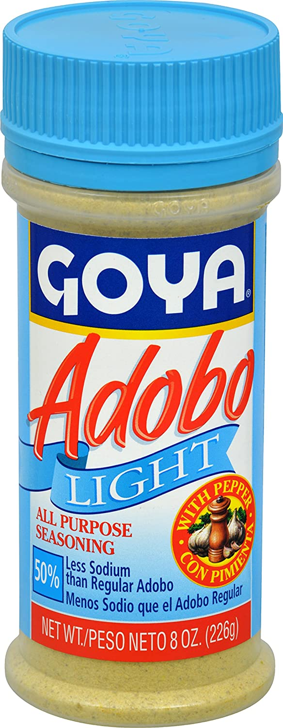 Goya Foods Adobo Light with shipfree 8-Ounce of 24 Pepper Pack Al sold out.
