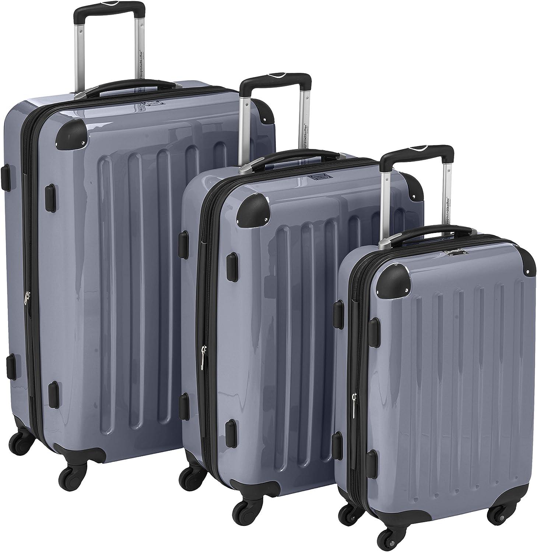 HAUPTSTADTKOFFER Alex miglior set di valigie da 3 pezzi