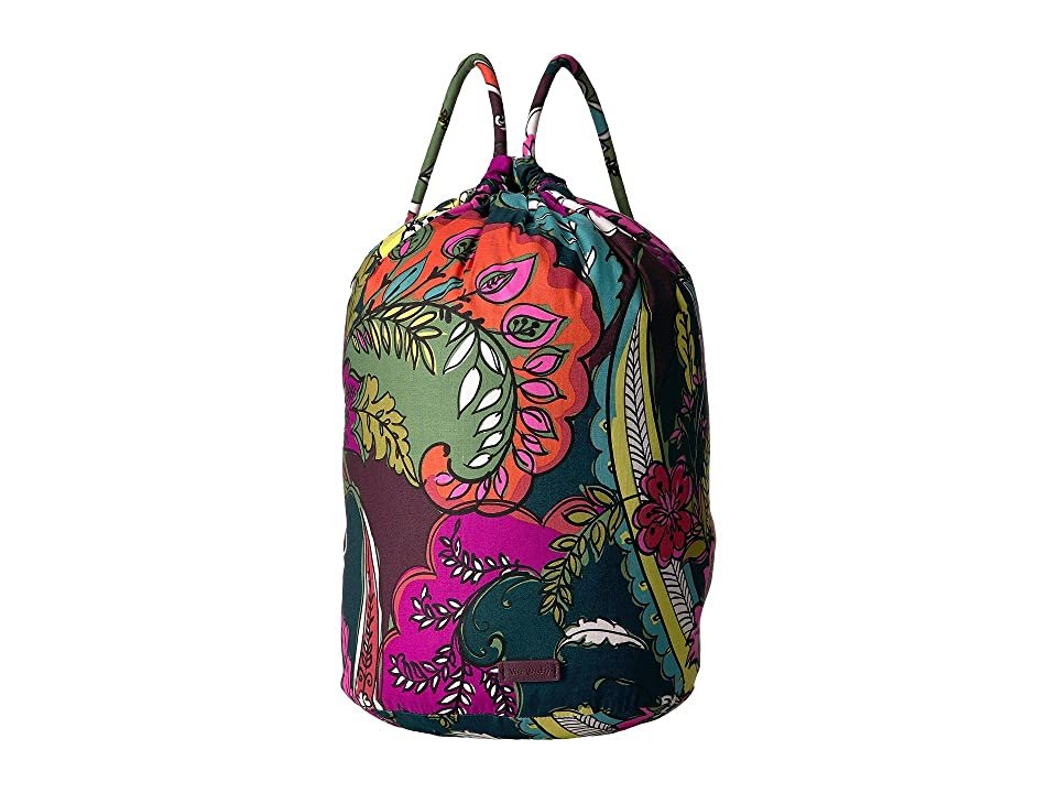 Vera Bradley Iconic Ditty Bag (Autumn Leaves) Bags