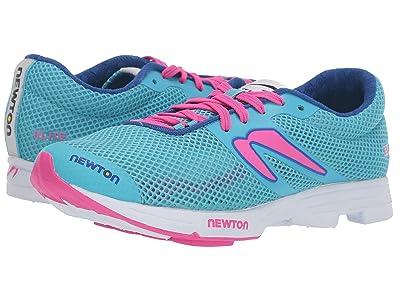Newton Running Distance Elite (Teal/Pink) Women