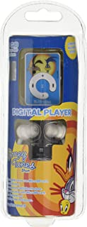 Xtreme 27699File Willy Coyote & Road Runner Player with Earphones, Mini USB Cable and Memory 8GB