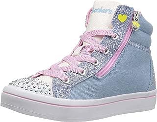 Skechers Kids' TWI-Lites-Smile Steps Sneaker