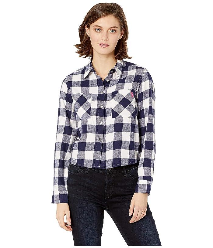 U.S. POLO ASSN. Flannel Shirt