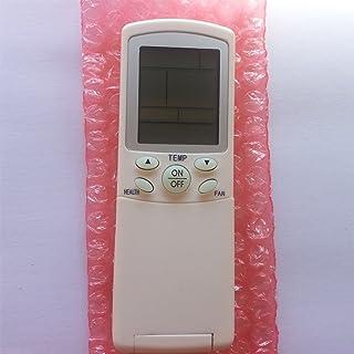 Generic de repuesto compatible con Haier ventana montado en la pared aire acondicionado portátil mando a distancia para mando a distancia número de modelo yr-h07 yr-h08 yr-h10 yr-h65 yr-h17