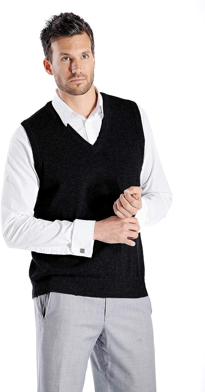 Cashmere Boutique: Men's 100% Cheap super special price Pure Sweater Vest 6 Colo Super beauty product restock quality top