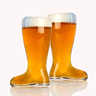 beer boots and mugs