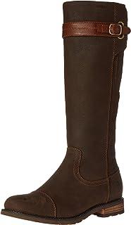 حذاء برقبة Steleigh H2O إنجليزي Paddock للنساء من Ariat