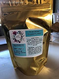 Herbal De-wormer & Wellness Blend