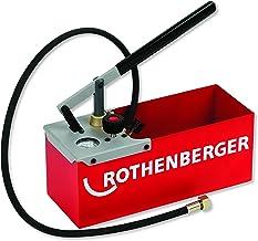 Bomba de prueba de presión de Rothenberger 60250 TP25, 25 bar