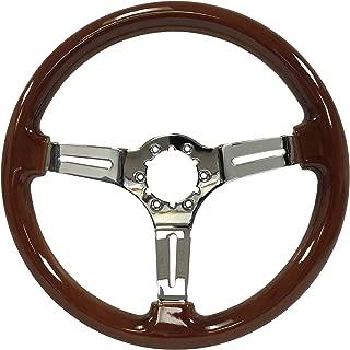 Best mahogany steering wheel Reviews