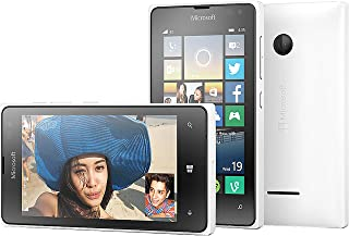 Microsoft Lumia 435 Windows 8 GSM Smartphone, No Contract, T-Mobile, White
