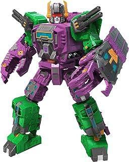 Transformers Toys Generations War for Cybertron: Earthrise Titan WFC-E25 Scorponok Triple Changer Action Figure - Kids Age...
