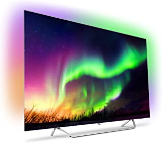 Philips 65 Inches OLED 8 Series 4K Tv, 65OLED873/56 - Black