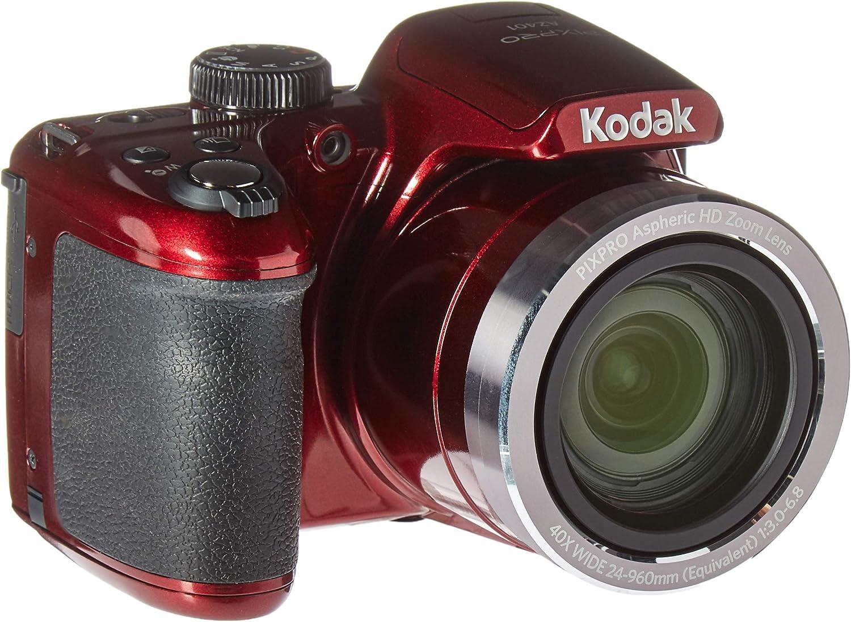 Kodak Pixpro AZ401 Roja