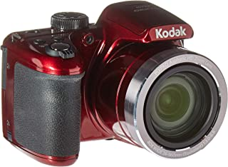 Kodak AZ401RD Point & Shoot Digital Camera with 3