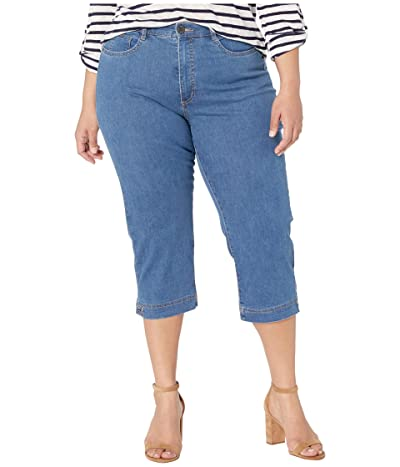 FDJ French Dressing Jeans Lightweight Denim Suzanne Capris in Indigo (Indigo) Women