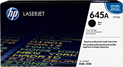HP 645A | C9730A | Toner Cartridge | Black