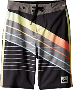 Highline Core Slash Boardshorts (Big Kids)